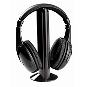 5 in 1 Wireless Headphone with FM Function System