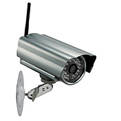 Waterproof IP Network Camera with Night Vision