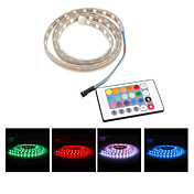 12W Multi-Color LED Light Stripe with Remote Control