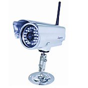 Apexis - Waterproof Wireless IP Camera (Night Vision, Motion Detection, Email Alert)