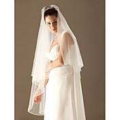 2 Layer Waltz Wedding Veil