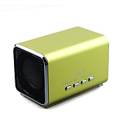 Rechargeable Mini MP3 Speaker With TF/USB Slot