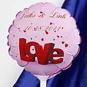 Personalized Wedding Balloon - Vivid