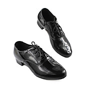 Leatherette Upper Dance Shoes Ballroom Modern Shoes for Men