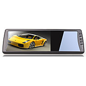 7 Inch TFT-LCD Car Rearview Monitor with Dual Video Input