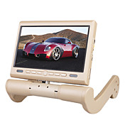 8.5 Inch Armrest Car DVD Player (FM Transmitter, Wireless Game, Free Headphones, SD/USB)
