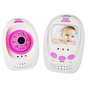 2.4GHz Wireless Digital IR Night Vision Baby Monitor with 2.4