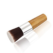 Exquisite Bamboo Foundation Brush