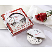 A Slice of Love Stainless Steel Pizza Cutter in Miniature Pizza Box