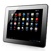 DesireTab - Android 4.0 Tablet with 9.7 Inch Capacitive Touchscreen (16GB, 1G RAM, 1.2GHz, 3G, Dual Camera, HDMI Out,8000mA)