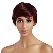 Heat-resistant Fiber Short Fashion Party Wig