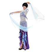 Dancewear Spandex Performance Belly Dance Veil For Ladies More Colors