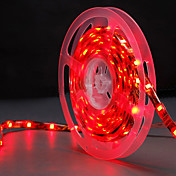 12W LED Stripe Lights Red Effect