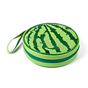 Watermelon Pattern CD Case (Green)