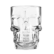 Crystal Skull Shaped Beer Cup Shot Glass