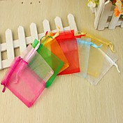 Tulle Favor Bag - Set Of 24 - (More Colors)