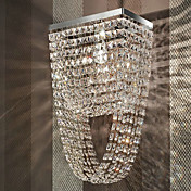 60W Luxuriant Ceiling Light with Crystal Beads