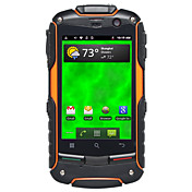 Megatron - Rugged Waterproof, Dustproof, Shockproof 3G Android 2.3 Phone (Dual SIM, 3.2 Inch Touchscreen, GPS)