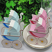 Carriage Favor Box (Set of 12)