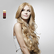Capless LongHigh Quality Synthetic Curly Hair Wig Multiple Colors Available