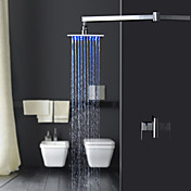 Sprinkle® by Lightinthebox - Color Changing LED Shower Faucet with 8 inch Shower Head