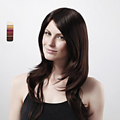 Capless Long High Quality Synthetic Straight Hair Wig Multiple Colors Available