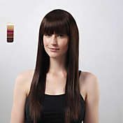 Capless Long Straight High Quality Synthetic Wig Multiple Colors To Choose