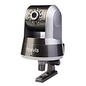 TENVIS-New Arrival P2P Megapixels IP Camera with Pan Title