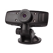 1920 x 1080 1.4 Inch Display Car DVR with Night Vision, Motion Detection