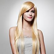 Extra Long Straight Light Blonde Hair Wig