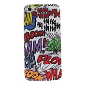 Graffiti Design Hard Case for iPhone 5/5S