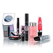 Extra Value Face Eye Lip Makeup Set