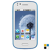 Triton Mini - 1GHz CPU Android 2.3 with 3.5 Inch Touchscreen Smart Phone(WIFI,FM,Dual SIM)