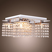 Beaded Ceiling Light with 5 lights in Crystal
