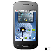Y9300 - Android 2.3 with 3.5 Capacitive Touch Screen Smart Phone(TV,WIFI,FM, Dual Card Dual Standby Dual-mode)