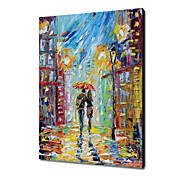 Hand Painted Oil Painting People 1211-PE0076