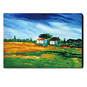 Hand Painted Oil Painting Landscape 1211-LS0139