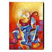 Hand Painted Oil Painting Abstract 1211-AB0262