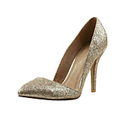 Leatherette /Sparkling Glitter Stiletto Heel Pumps Party / Evening Shoes (More Colors)
