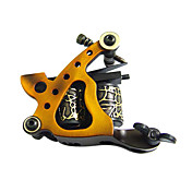 Aluminium Tattoo Machine Gun with 4 Colors to Choose