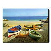 Hand Painted Oil Painting Landscape Seascape 1211-LS0216
