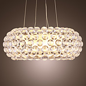 Modern Pendant in Elegant Style (Chain Adjustable)