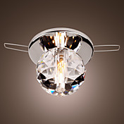 K9 Crystal Ball Mini Flush Mount - Half Dozen A Set