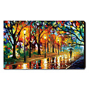 Hand Painted Oil Painting Landscape 1211-LS0124