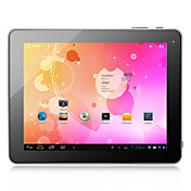 Budapest - Android 4.0 Tablet with 9.7 Inch Capacitive Screen (8GB, 200MP Camera, 1.2GHz)