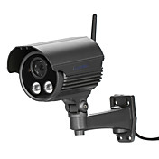 2.0 Megapixel Wireless IP Waterproof Camera Support Onvif Compliant(Array IR 40m)