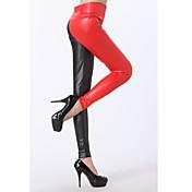 Women's Glossy Legging(Bust:86-102,Waist:58-79,Hip:90-104,Length:95CM)