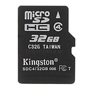 Kingston Micro SD Flash Memory Card 32GB
