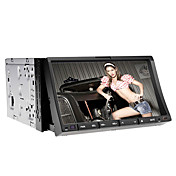 WiFi/3G(WCDMA) 7 Inch 2Din Car DVD Player - GPS, TV, Bluetooth, RDS