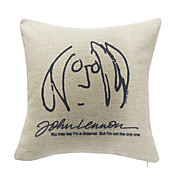 Lennon Cotton Decorative Pillow Cover